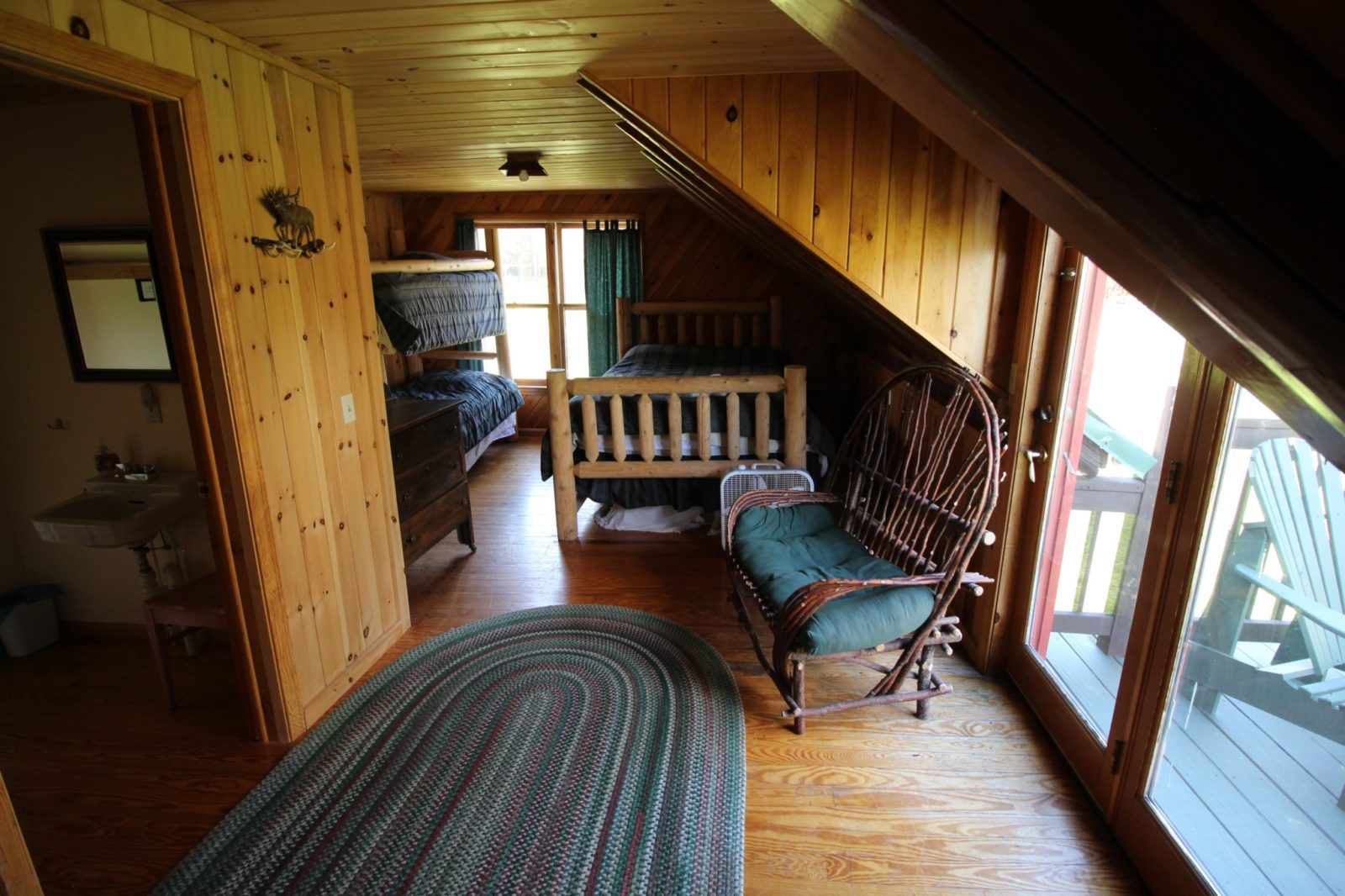 ideal rental winter lakefront cabin for moosehead maine rent ice on cabins fishing pin lake